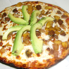 Columbian Pizza